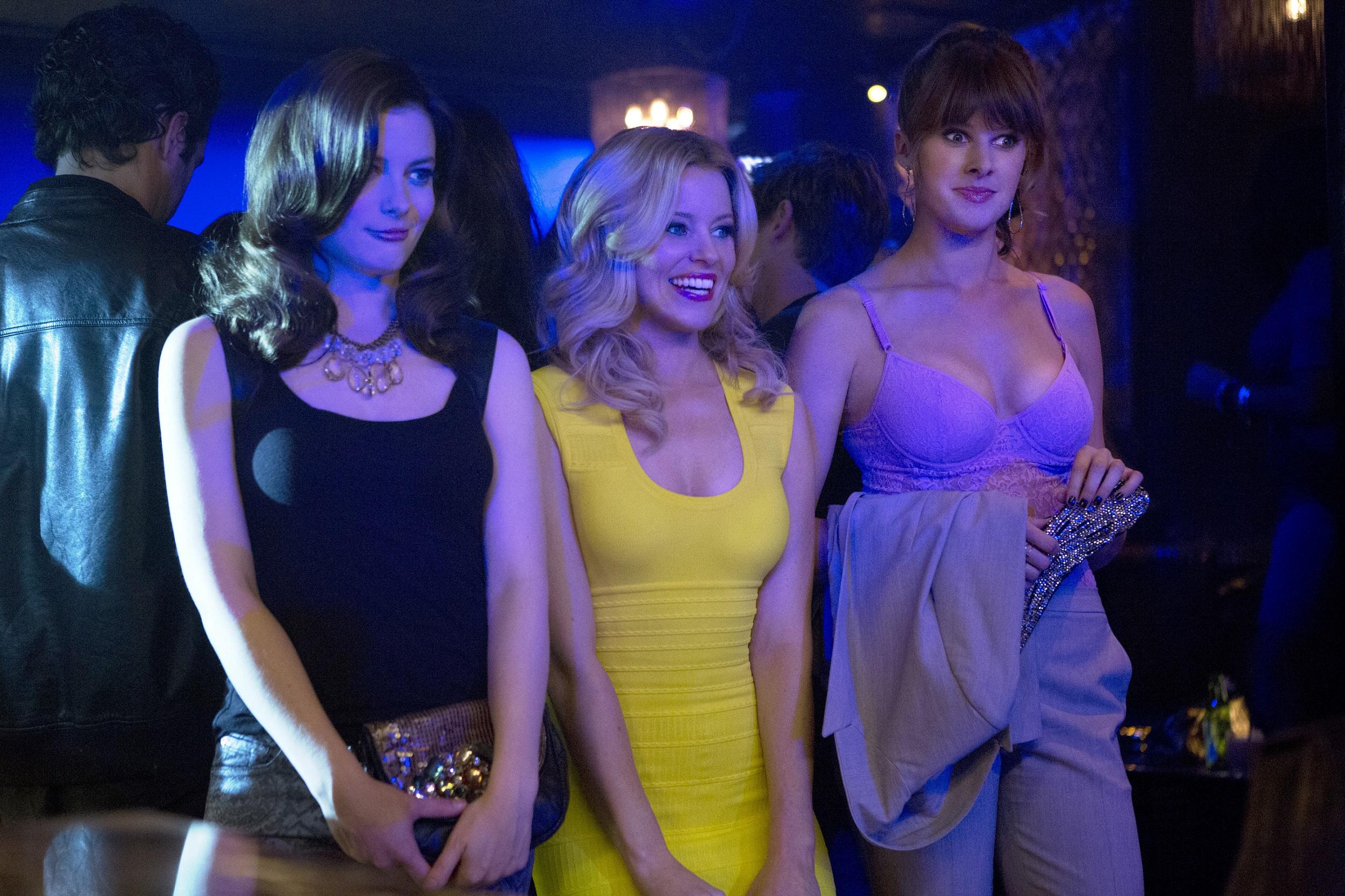 Три блондинки в клубе 19 фотография