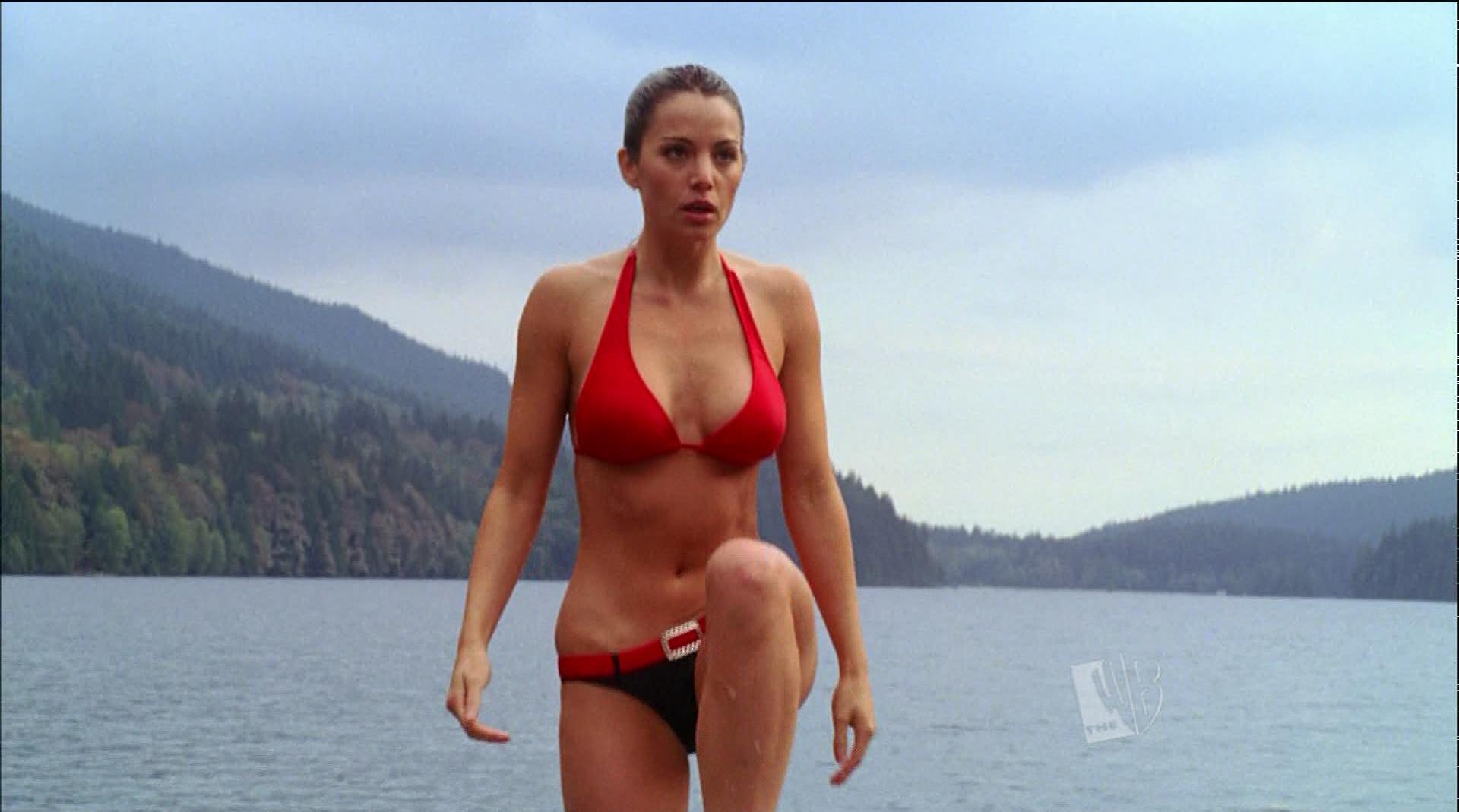 Perhaps shall Erica durance bikini