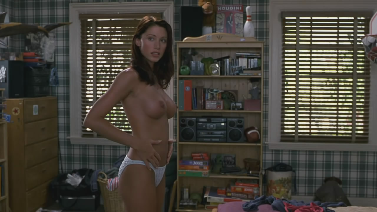And American pie naked actress And