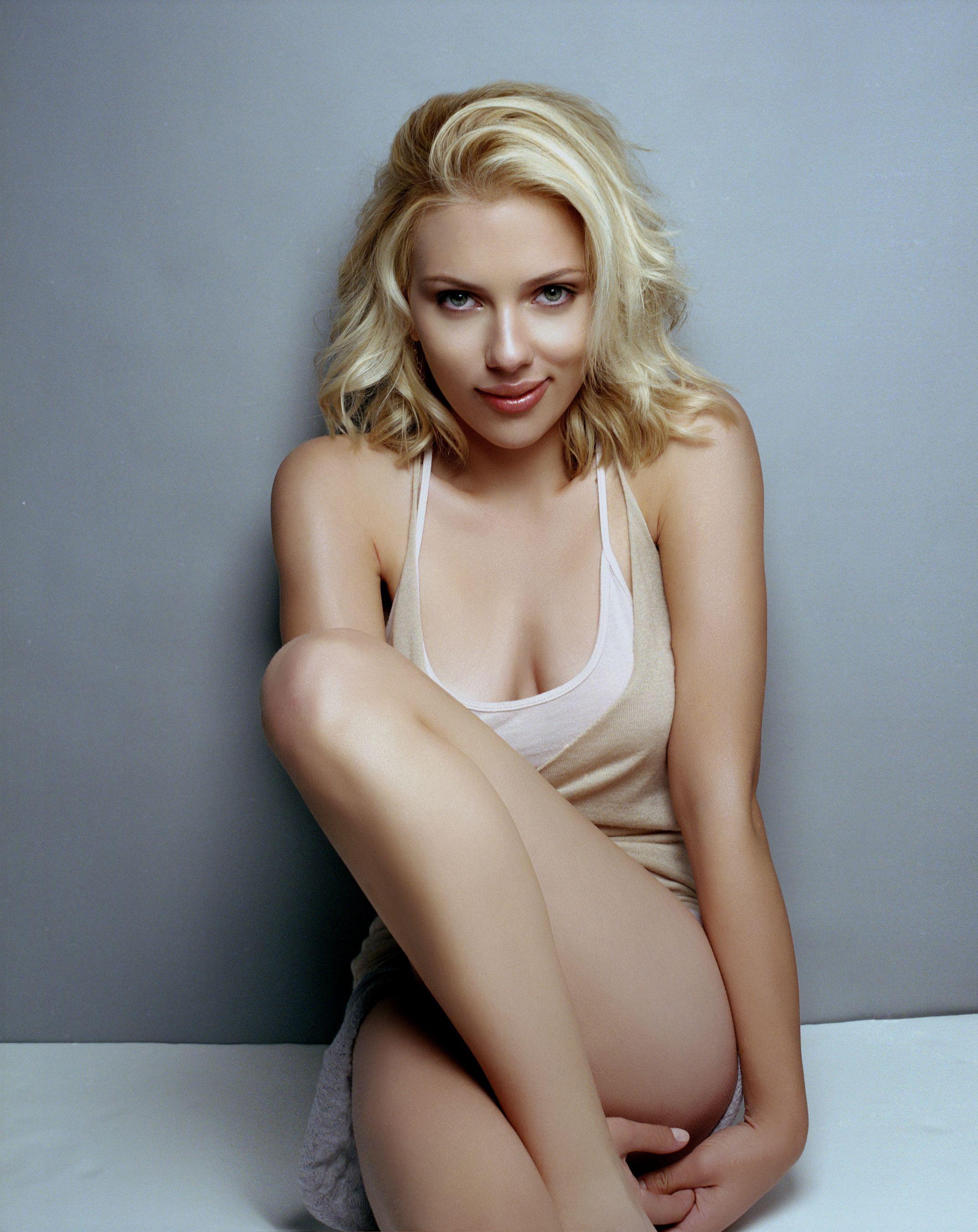 Scarlett johansson maxim nudes pics