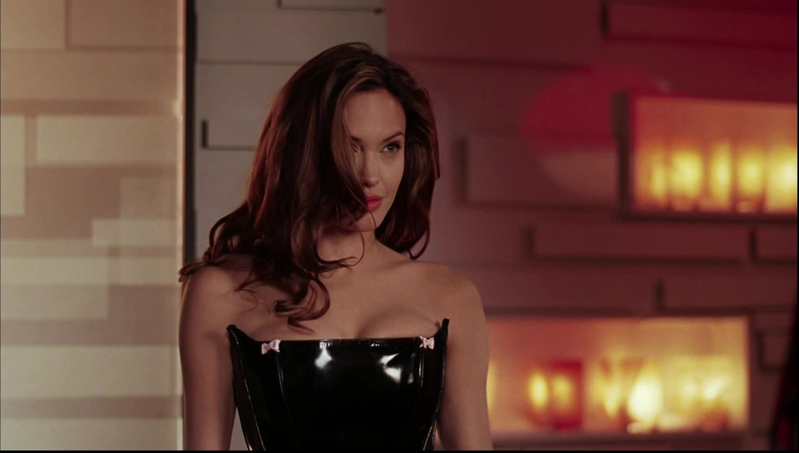 Angelina jolie hells kitchen nipslip compilation - 2 part 4