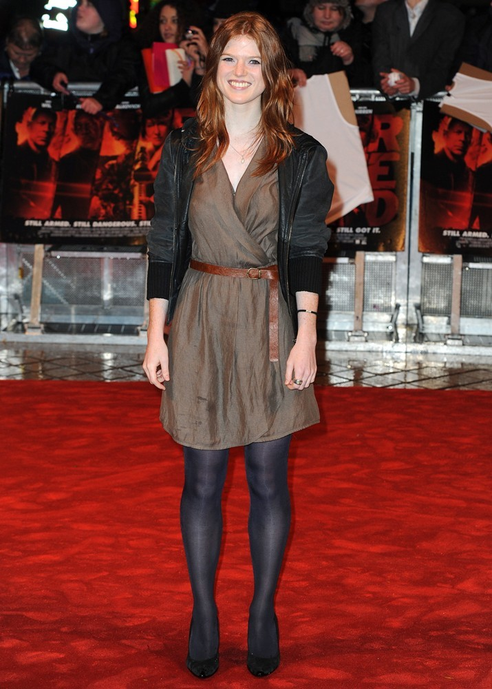 Digitalminx.com - Actresses - Rose Leslie