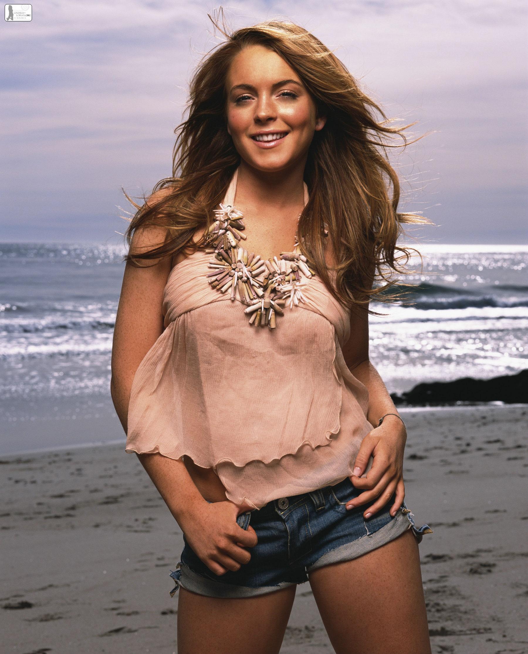 Lindsay Lohan - Vanity Fair