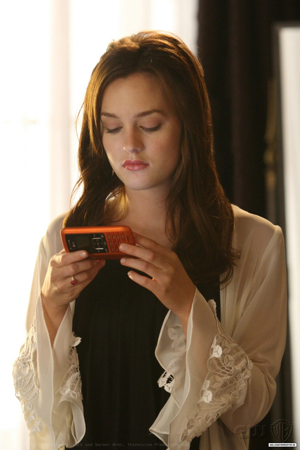 image Leighton meester north shore