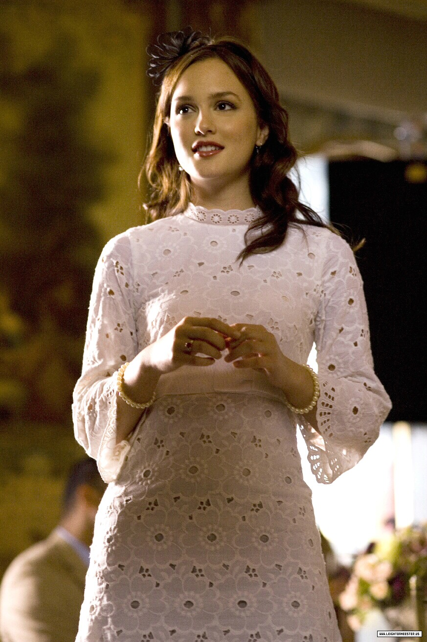 Leighton meester north shore Part 8
