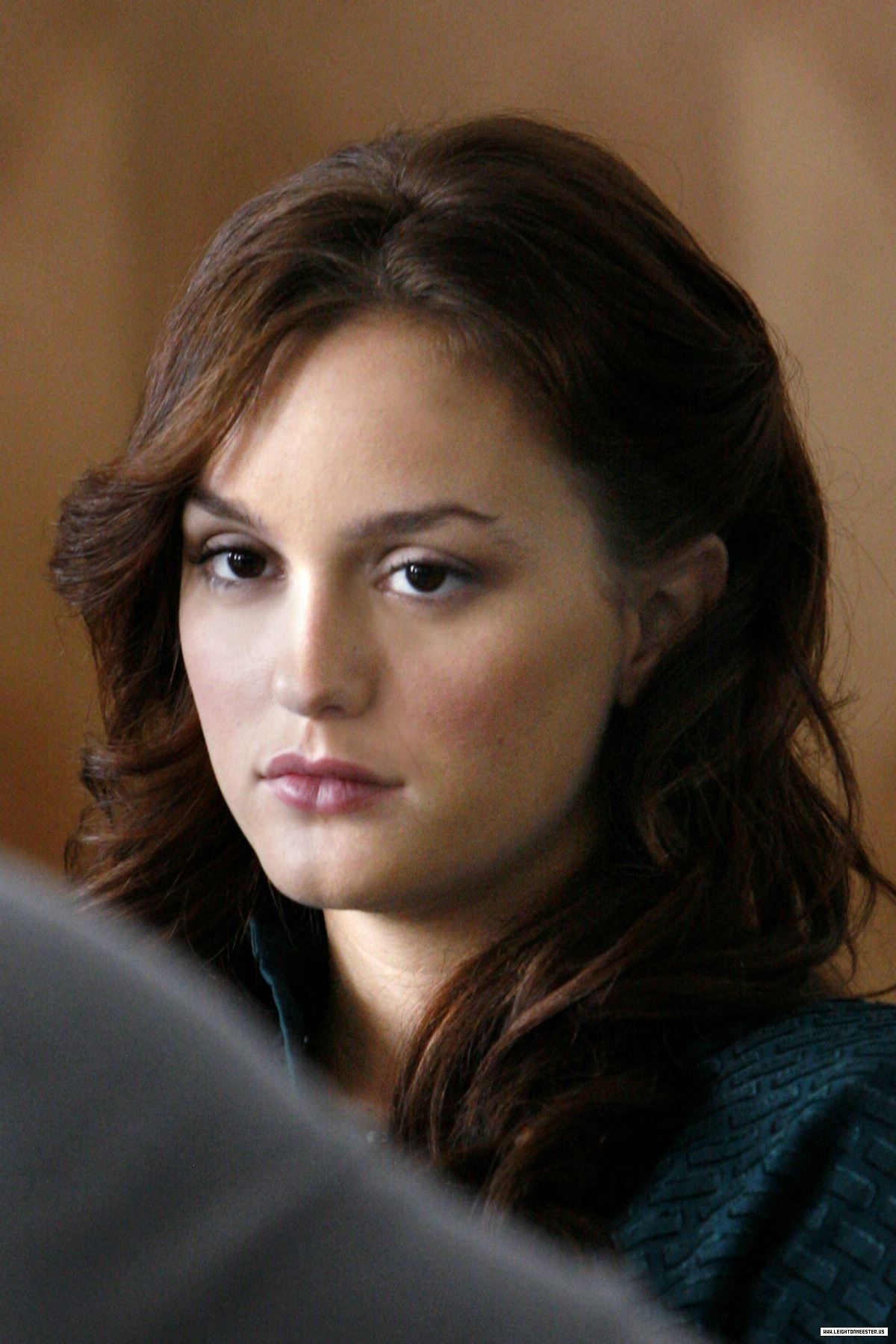 Leighton meester north shore 8