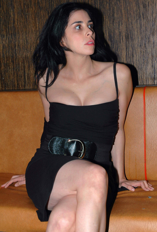 Sarah Silverman nackt