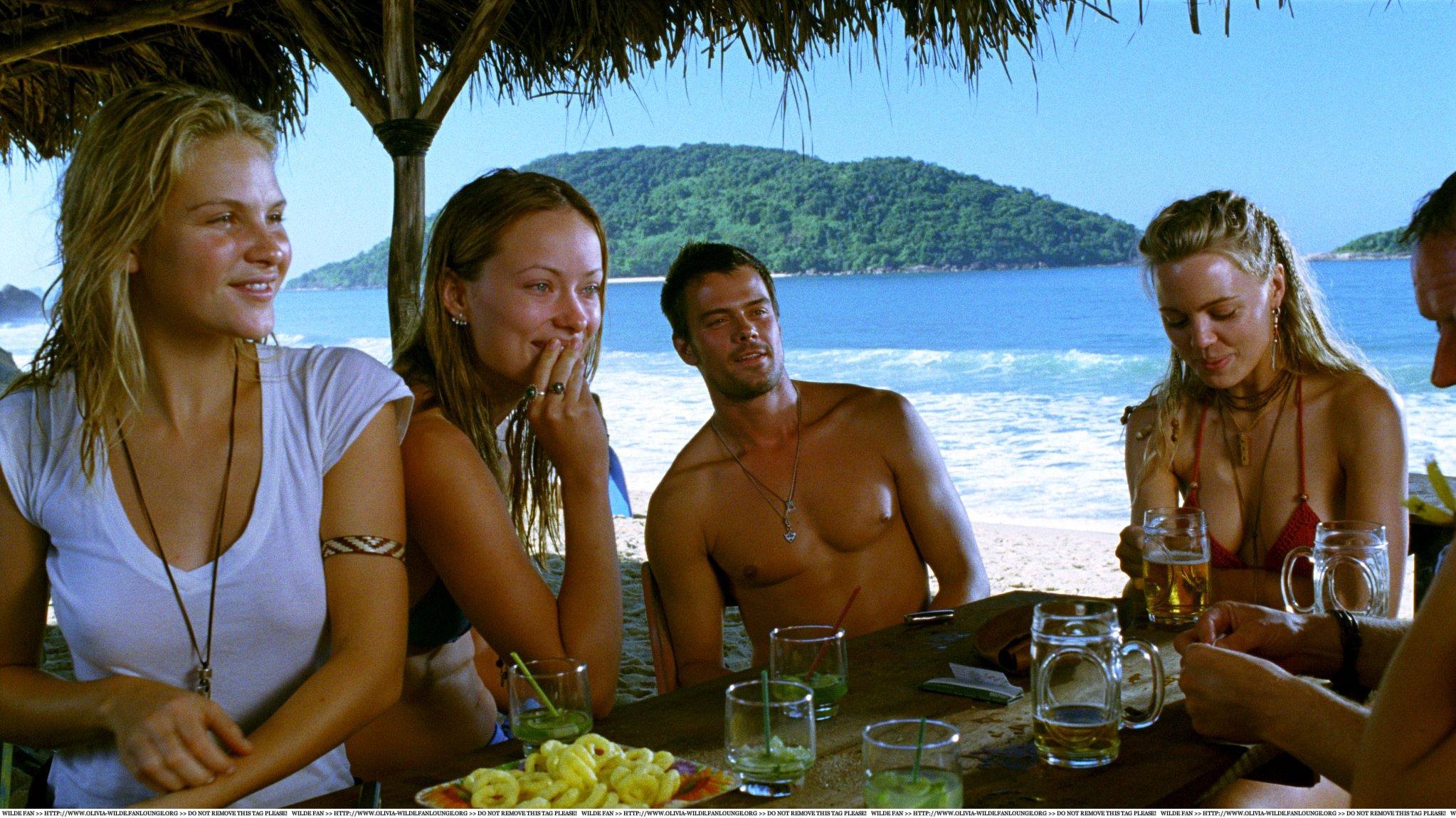Фильм Туристас (Turistas) - Купить на DVD.
