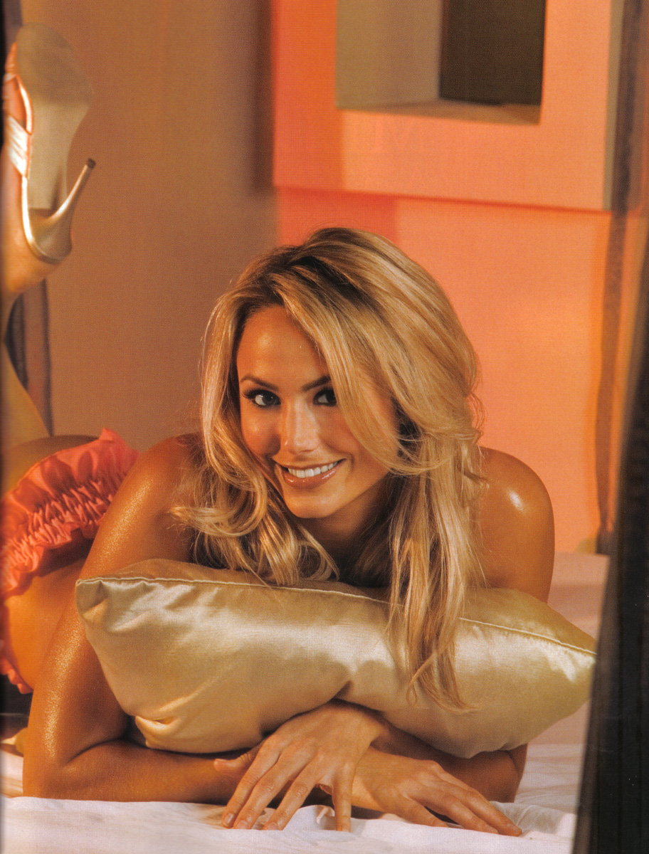 Think, that Stacy keibler fhm opinion