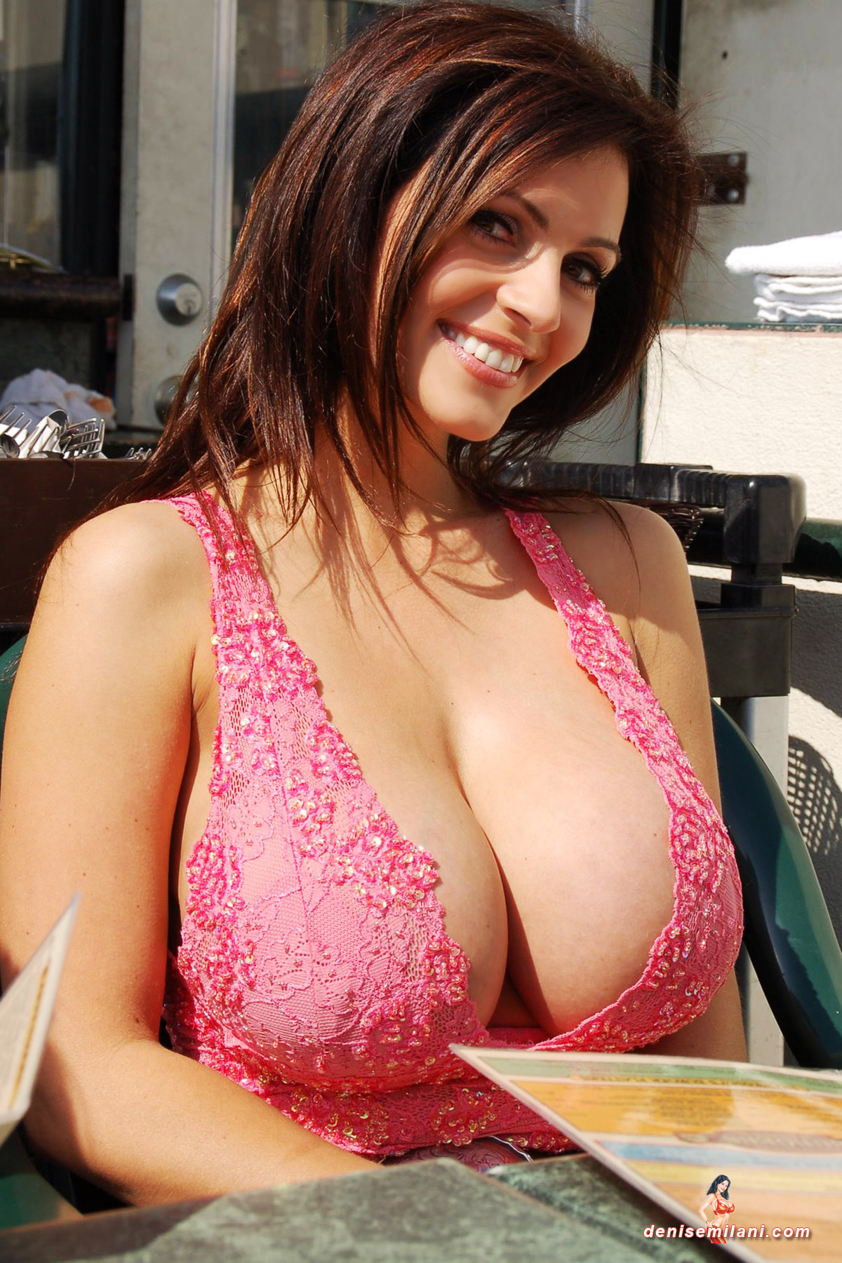 Brunettes with big tits and wet pussy