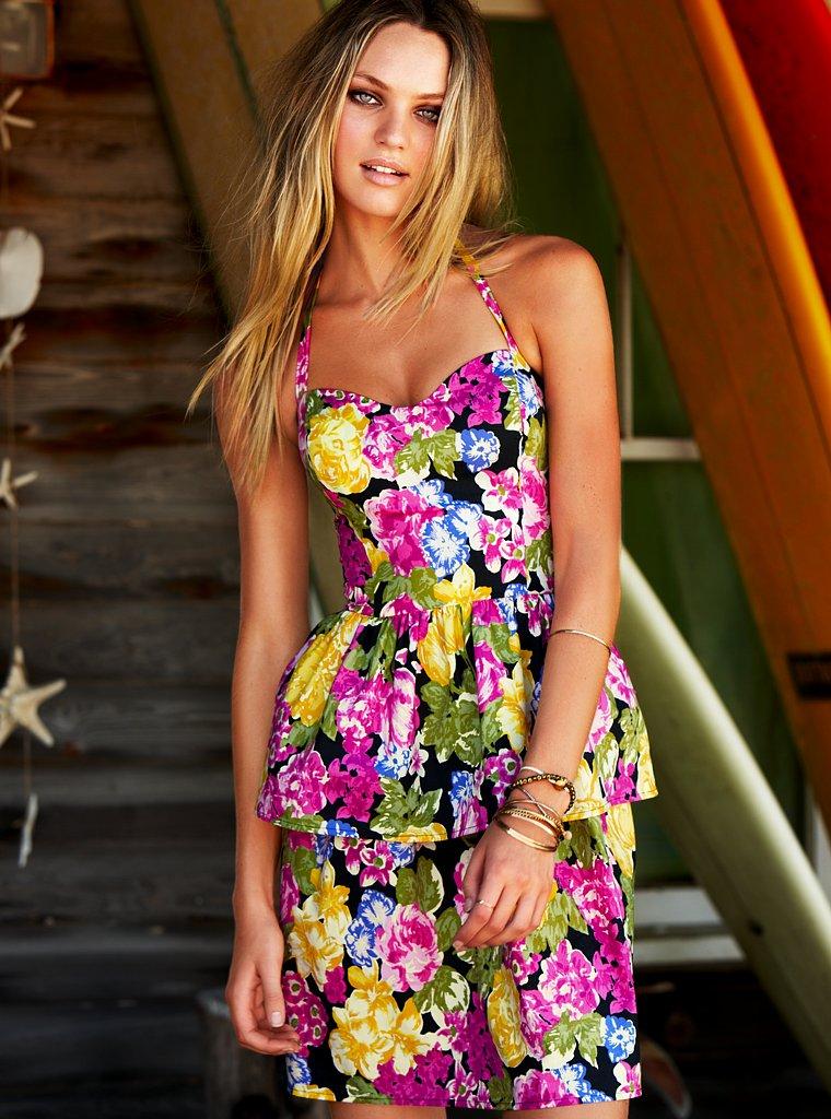 Смотреть красивые летние платья